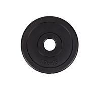 Диски для штанги 2х1.25 кг, диаметр отверстия - 30 мм.