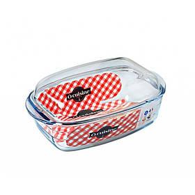 Гусятница 4 л жаропрочное стекло Pyrex Cuisine 465AС00