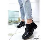 Туфли TOTO на шнуровке, фото 3