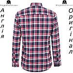 Рубашка в клетку мужская Jack & Jones из Англии - на длинный рукав, фото 3