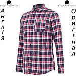 Рубашка в клетку мужская Jack & Jones из Англии - на длинный рукав, фото 2