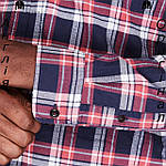 Рубашка в клетку мужская Jack & Jones из Англии - на длинный рукав, фото 4
