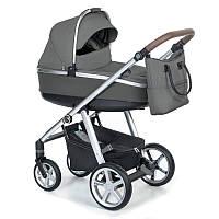 Детская универсальная коляска 2 в 1 Espiro Next 2.1 Manhattan 210 New York Graphite
