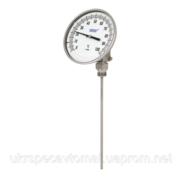 Биметаллический термометр промышленная серия