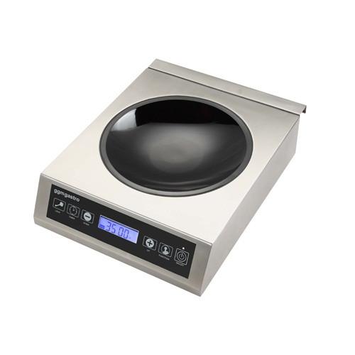 Индукционная плита Wok IDK7 GGM gastro (Германия)