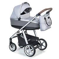 Детская универсальная коляска 2 в 1 Espiro Next 2.1 Manhattan 217 Alaska Gray