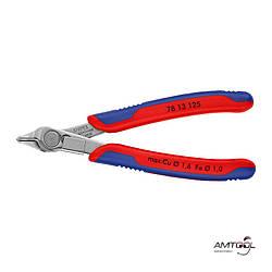 Кусачки прецизионные для самых тонких работ Super Knips® 125 мм - Knipex 78 13 125