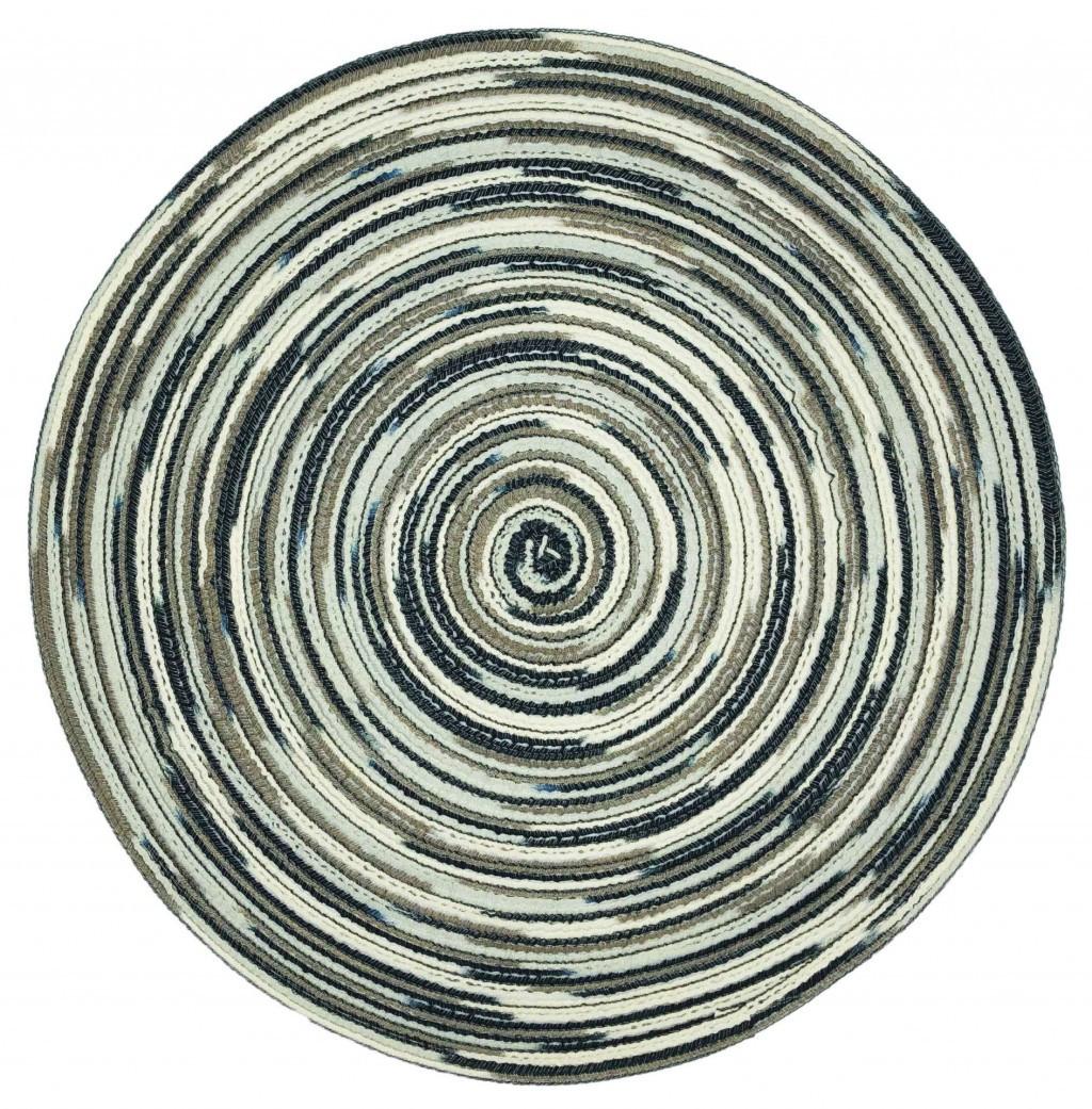Набор сервировочных ковриков Con Brio CB-1916 (12 шт, 38см) | сервировочные салфетки на стол Con Brio