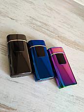 Іменна запальничка з гравіюванням Газ + USB, фото 3