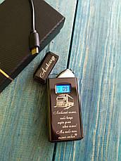 USB зажигалка в подарочной упаковке. C гравировкой на подарок!, фото 2