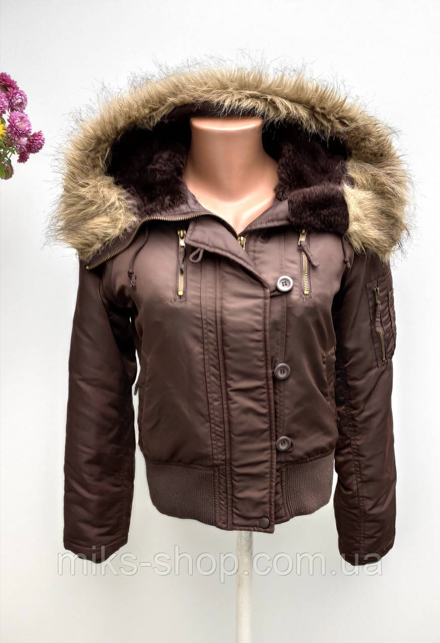 Жіноча якісна куртка Розмір S ( А-62)