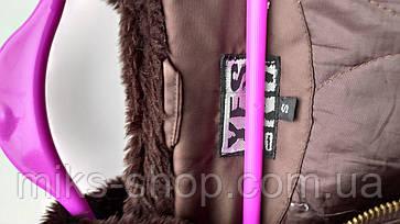 Жіноча якісна куртка Розмір S ( А-62), фото 3