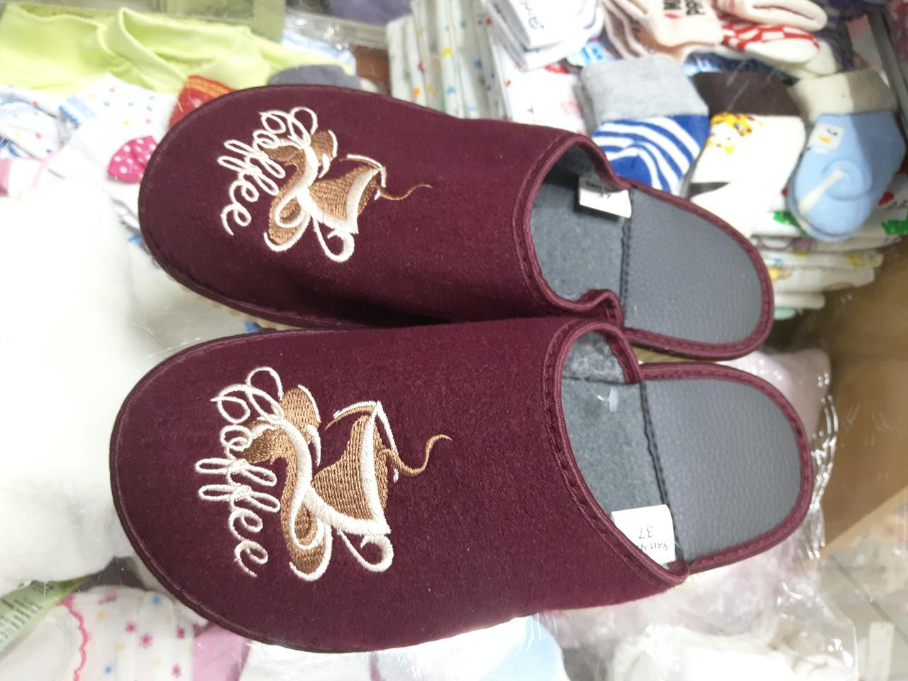 Хутряні капці чешки шкарпетки жіночі р. 35 - 40