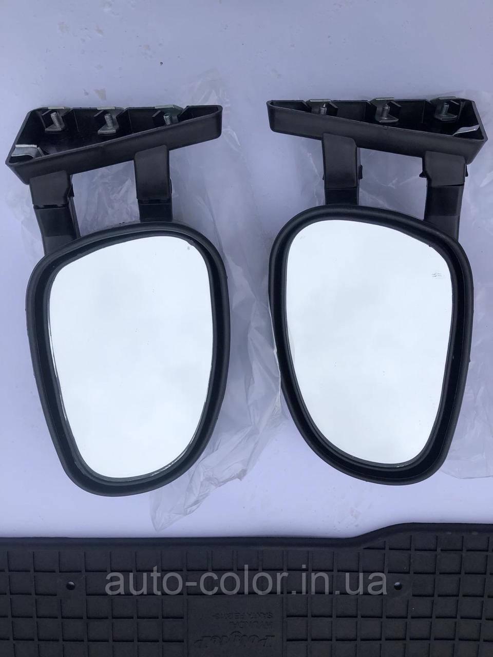 Зеркала автомобильные боковые на ВАЗ 2101-2107  Комплект: 2 шт