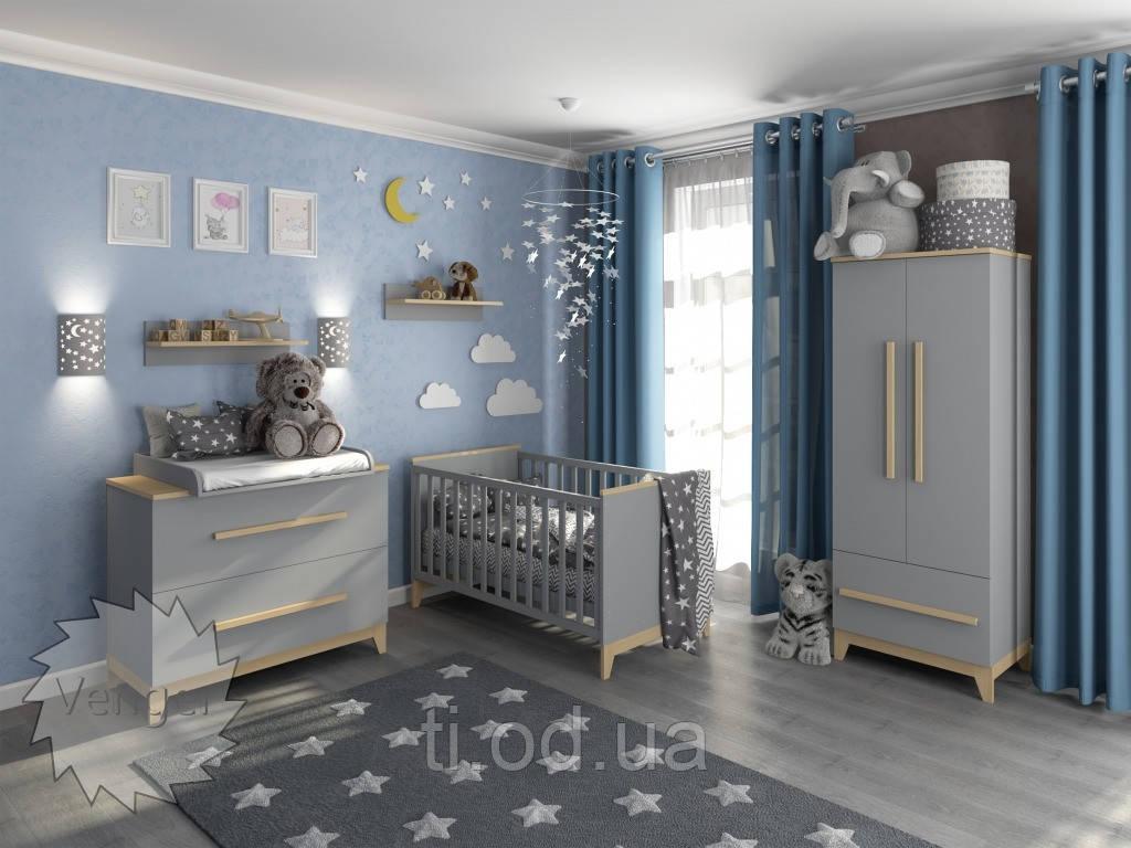 Детская комната Мила