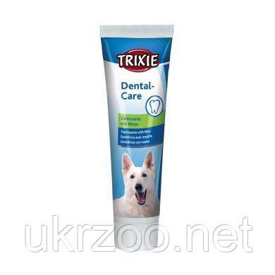 Зубная паста Trixie с мятой 100 г 2557