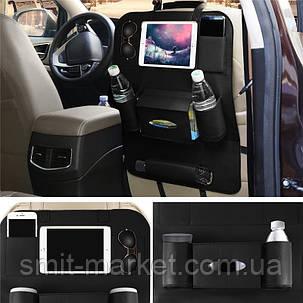 Непромокаемый органайзер на спинку сиденья в машину, фото 2