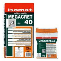 Безусадочная смесь для ремонта бетона Мегакрет-40 (уп. 25 кг)