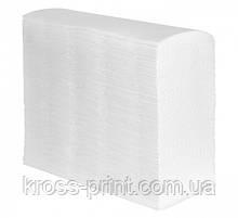 Полотенце бумажное V белое 2слоя 150л RV013/ RV023 20шт/уп