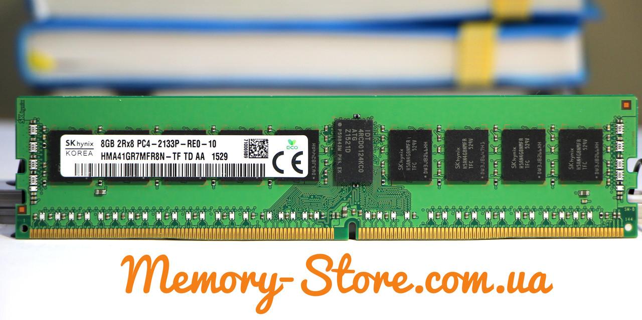 Оперативная память для сервера/ПК DDR4 16GB PC3-17000 (2133MHz) DIMM ECC Reg CL15, Hynix, HMA42GR7MFR4N-TF