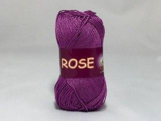 Пряжа хлопковая Vita Cotton Rose, Color No.4255 цикламен