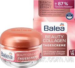 Дневной крем Balea Beauty Collagen mit Collagen-Booster und Acacia Collagen 50мл