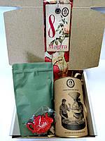 """Подарочный  кофейный  набор  для женщин """" Шоколадный кофе""""  400 г ТМ NADIN, фото 1"""