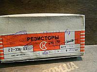 Резистор С2 - 33Н - 0.5 1 кОм 5%, фото 1
