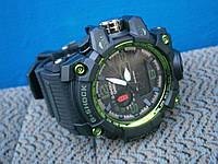 Годинник наручний GWG-1000 Black-Green