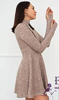 Платье трикотажное колокольчик  041 В /04, фото 1