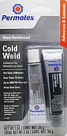 Permatex Холодная сварка Cold Weld двухкомпонентный эпоксидный клей 200атм.