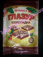 Глазурь шоколадная 100г