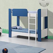 Двухъярусная детская кроватка чердак ДДК 13