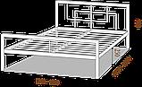 Кровать Квадро, фото 2