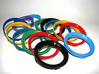 Центровочные (проставочные) кольца для авто дисков, цена за комплект 4 шт.
