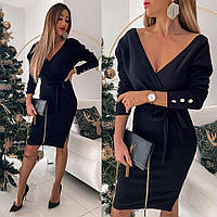 Жіноче гарне стильне плаття