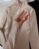Женское боди на молнии под горло  003 /03 В, фото 1