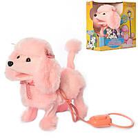 Собака на дистанционном управлении MP 2131, 24см, звук, ходит, шевелит головой и хвостом