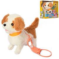 Собака на дистанционном управлении MP 2132, 24см, звук, ходит, шевелит головой и хвостом