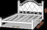 Кровать Эсмеральда, Эсмеральда люкс, фото 3