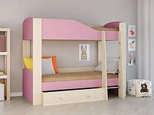 Двухъярусная детская кровать МДД 06