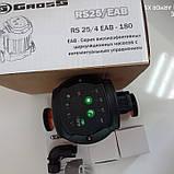 Насос частотный Гросс RS 25/4-180 EAB, фото 5