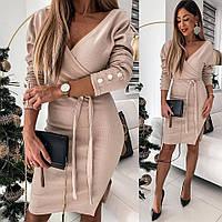 Жіноче гарне стильне плаття великих розмірів