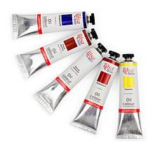 Краски масляные 60 мл ROSA Studio