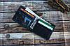"""Затиск для грошей з монетницею, гаманець зі шкіри """"Leaflet"""" - c RFID захистом! + ПОДАРУНОК!, фото 4"""
