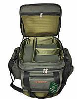 Карповая фидерная рыболовная сумка органайзер для снастей ProfiCarp-1