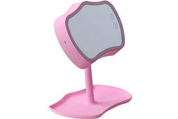 Косметическое зеркало для макияжа с подсветкой LED Mirron Lamps (W-58)