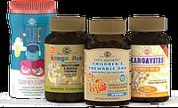 Витамины для детей и взрослых USA