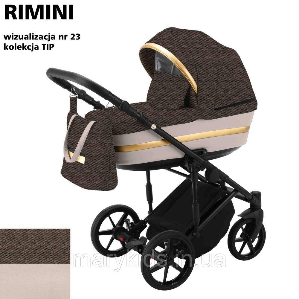 Детская универсальная коляска 2 в 1 Adamex Rimini Tip RI-23
