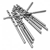 Сверло по метал.удл. 3,0мм HSS,Intertool DIN340 (кратно 10шт)